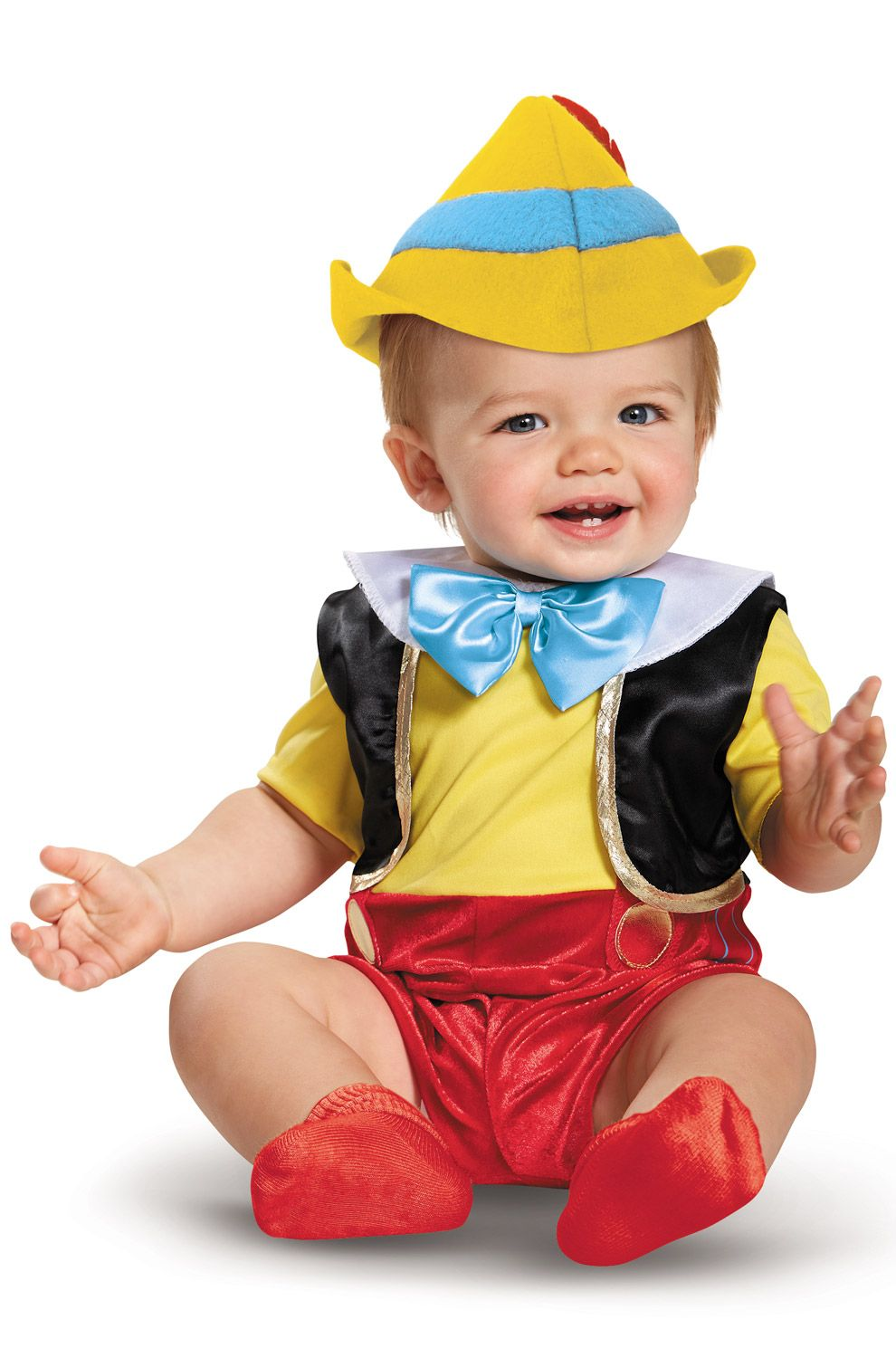 02c26e752 Pinocchio Deluxe Infant Costume | All-Time Favorites | Disney baby ...