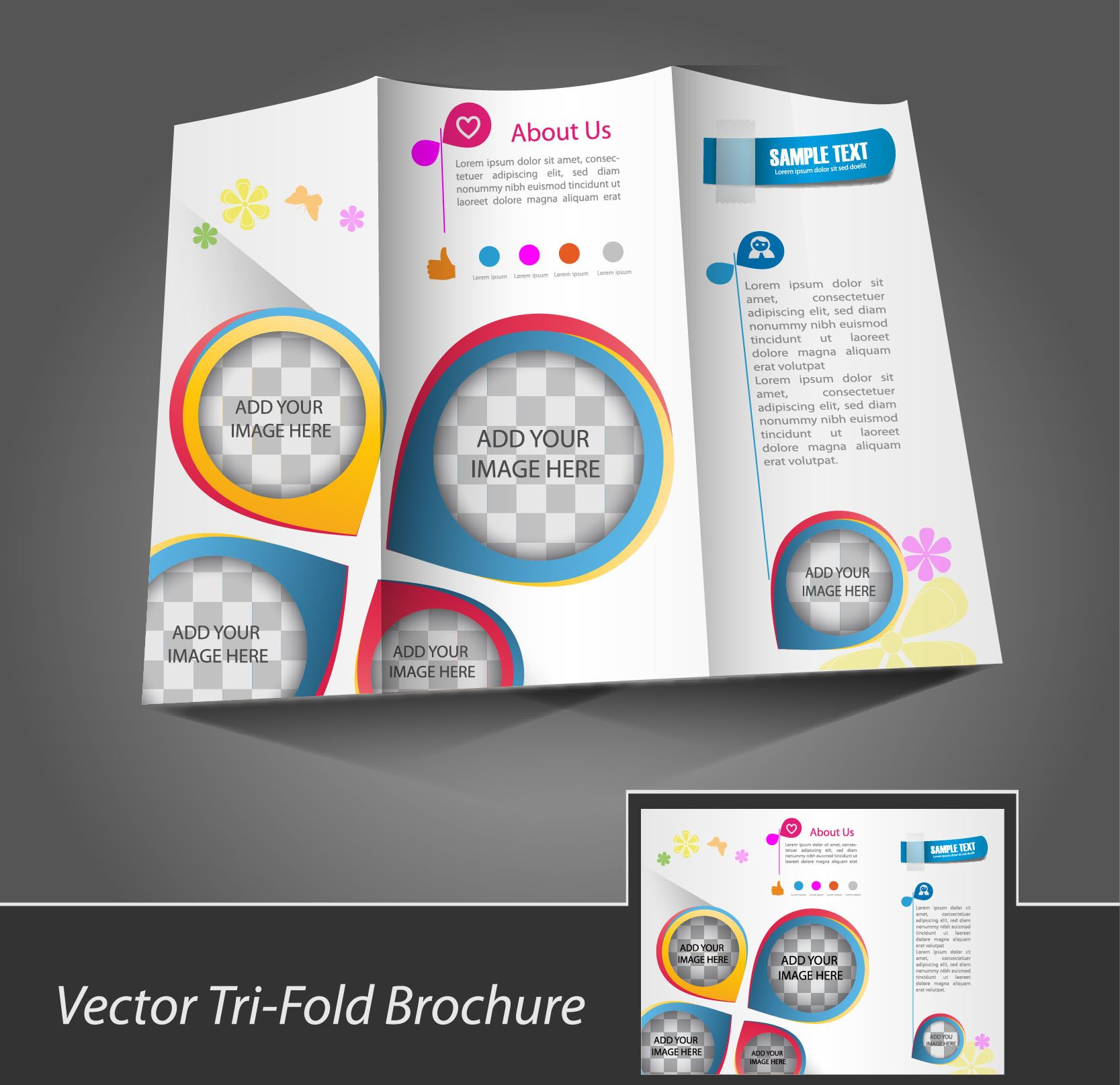 discover ideas about templates free - Art Brochure Templates Free