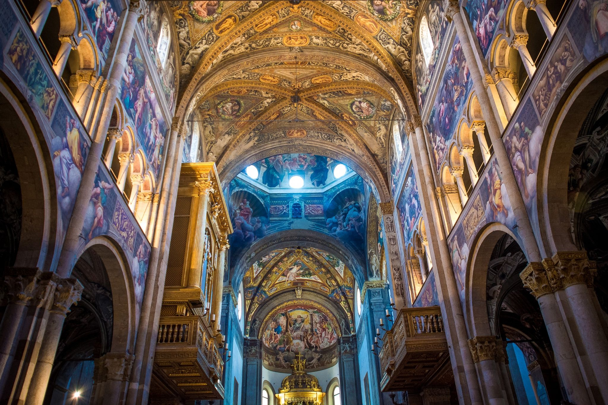 Chiesa di Santa Teresa del Bambin Gesù by Cristian Gomez on 500px