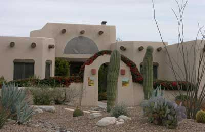 southwestern home design. southwest native american spanish style  Southwestern house plans and southwestern home designs including