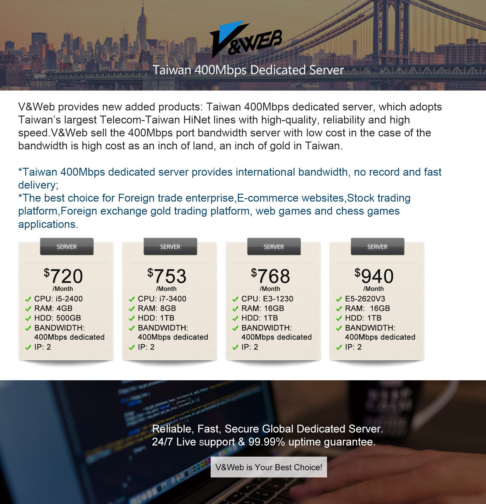 The Best Choice For Foreign Trade Enterprise E Commerce Websites