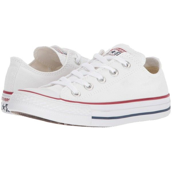 Converse Women White Chuck Taylor All Star Core Ox Sneakers