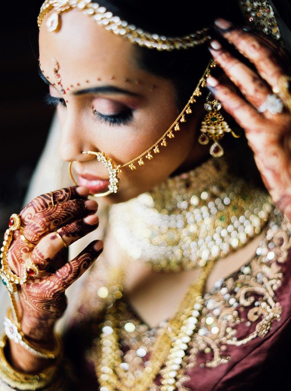 Bridal Nose Ring Naath