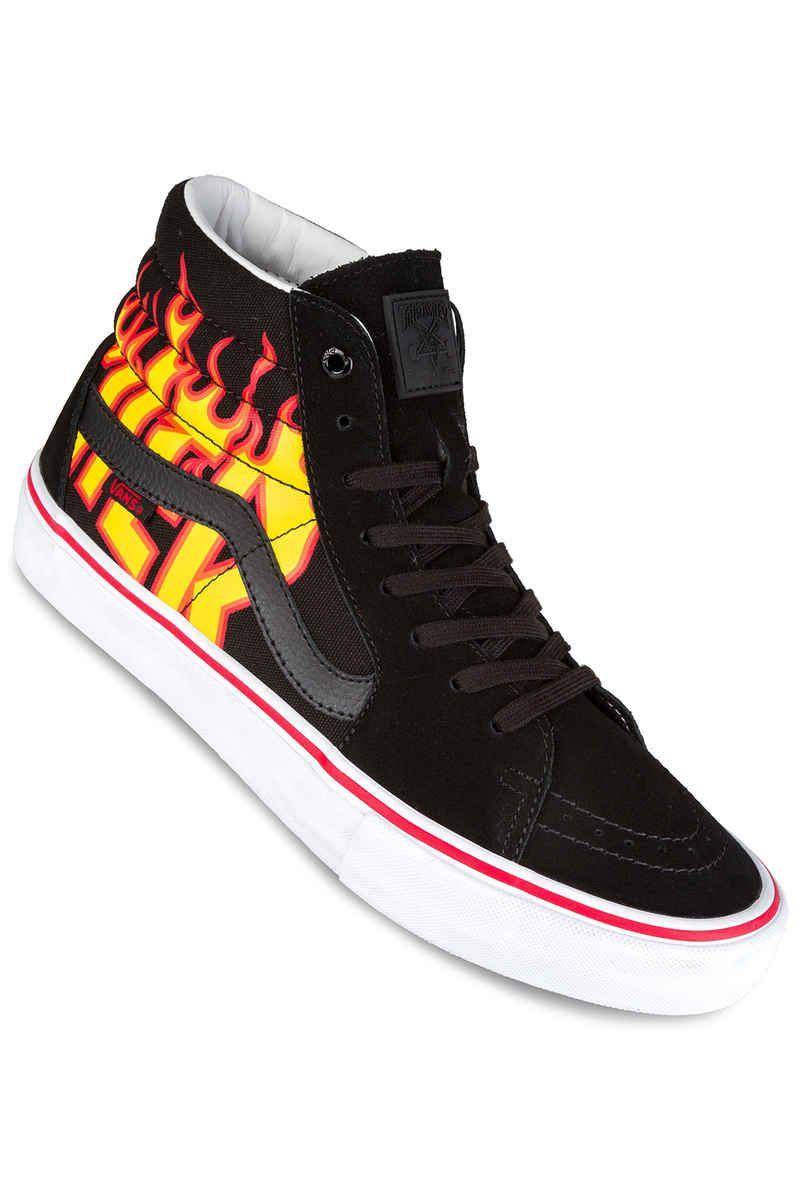 Vans x Thrasher Sk8 Hi Pro Shoe </p>                 <!--bof Quantity Discounts table -->                                 <!--eof Quantity Discounts table -->                  <!--bof Product URL -->                                 <!--eof Product URL -->             </div>             <div id=