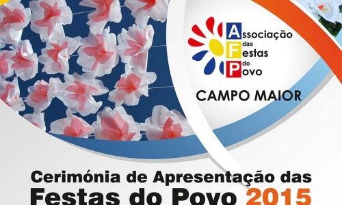 Campo Maior: Festas do Povo são oficialmente apresentadas quinta-feira no Museu Aberto