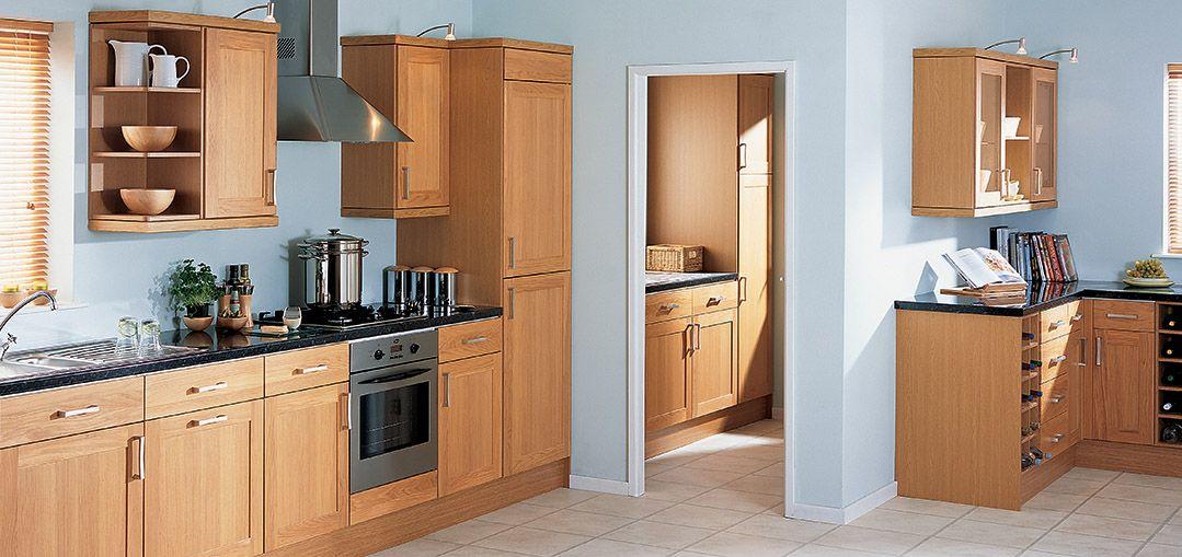 Geneva Modern Classic Kitchen Kitchen collection