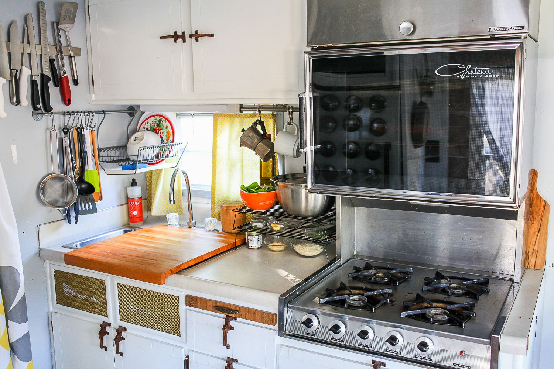 Rv Kitchen Design Entrancing Image Result For Rv Kitchens Tiny Houses  Pinterest Tiny Design Ideas