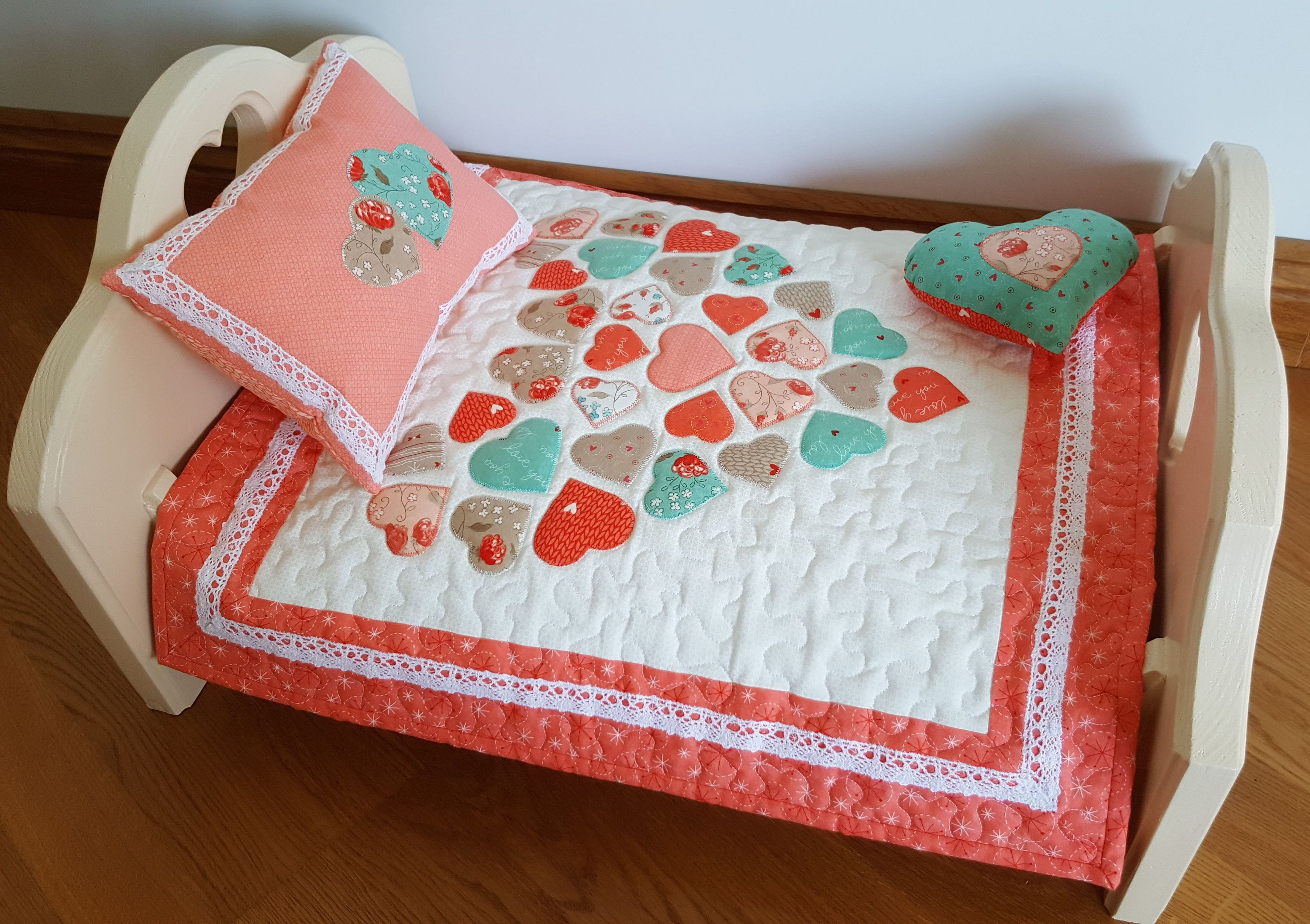 the a pin bedding your bed lily with coral floral to space color this and painterly pop add set turquoise comforter