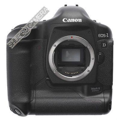 Canon Eos 1d Mark Ii 1d Mkii 1d2 Dslr Camera Body Shutter 55420 Ex 180d W Canon Eos Dslr Camera Eos