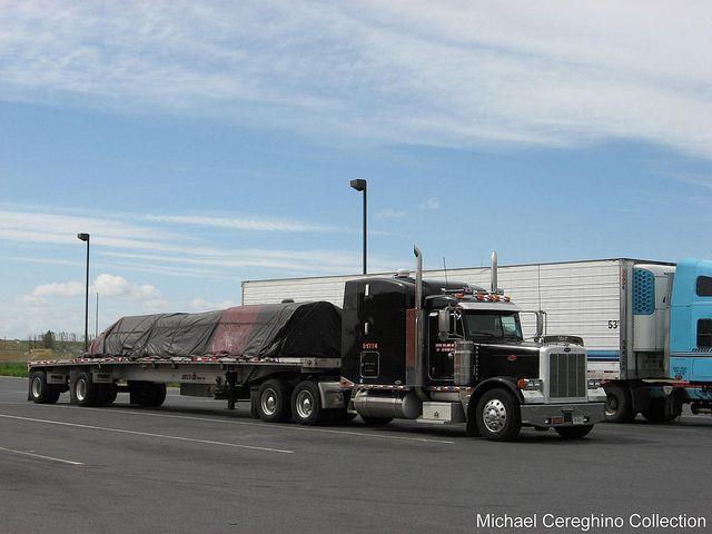 TMC Transportation Peterbilt 379, Truck 91774 by Michael Cereghino - tmc trucking pay