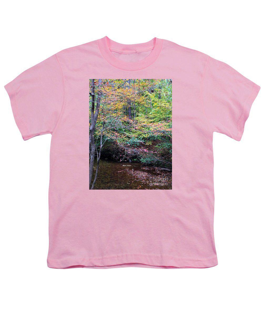 Youth T-Shirt - Dream Woods In Georgia