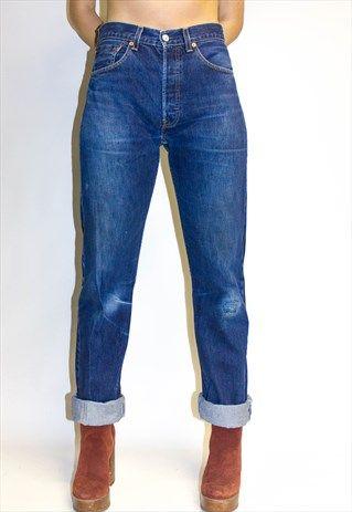 jeans för långa ben