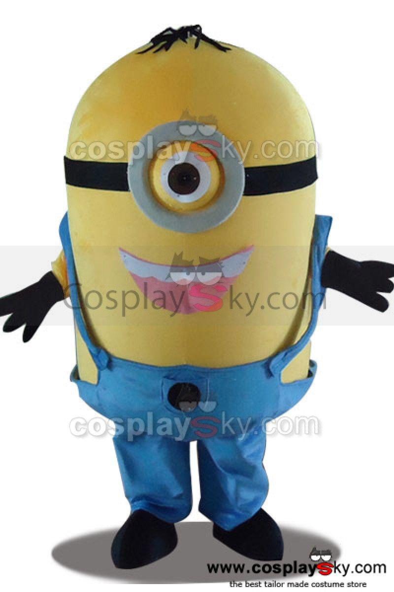 Despicable-Me-Minions-Stuart-Mascot-Costume-Adult-Size-3 ...
