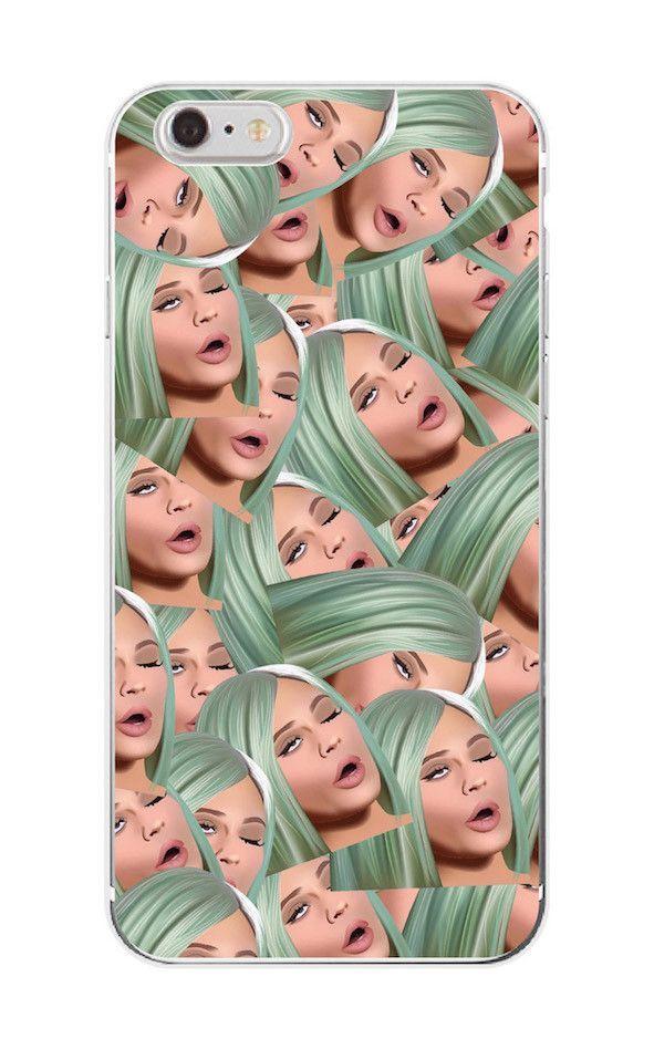 size 40 3d089 43fe5 Kimoji Kim Kardashian kanye west north kylie jenner Soft TPU Phone ...