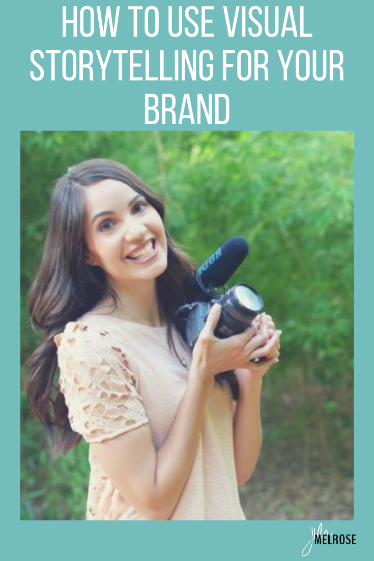 Video Is Exploding In The Online Business World And It S One Of The Best Ways To Show Off Your Personality And Reach Y Storytelling Influencer Marketing Visual