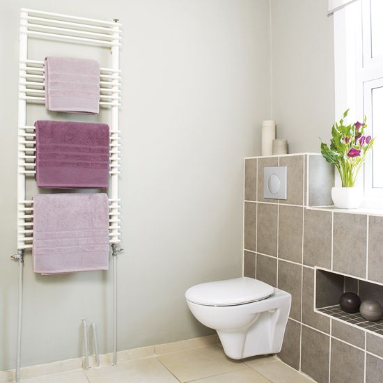 Soft Pink Bathroom Neutral Decorating Towels And Rh Pinterest Com Gray Pictures