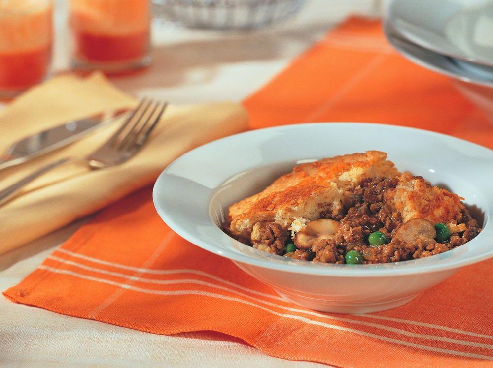 Beef Cobbler Recipe Beef Cobbler Best Ground Beef Recipes Recipes
