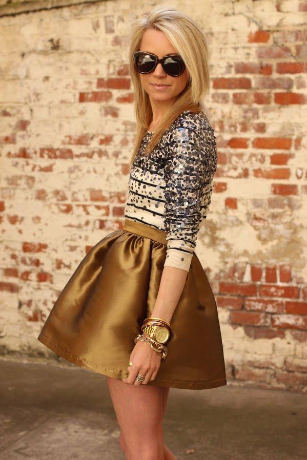 Me encanta la falda  1b7760f982f3