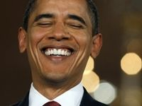 OBAMA CRACKS JOKE WHEN ASKED ABOUT FOUR DEAD AMERICANS IN BENGHAZI