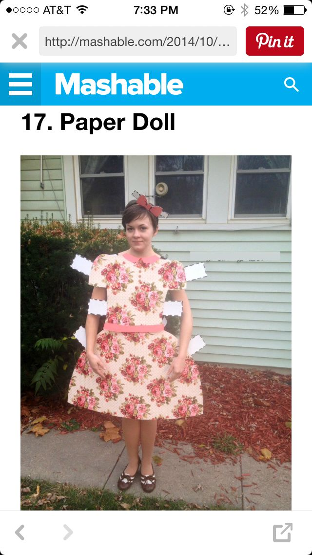 Paper doll Baby costumes, Summer dresses, Adult costumes