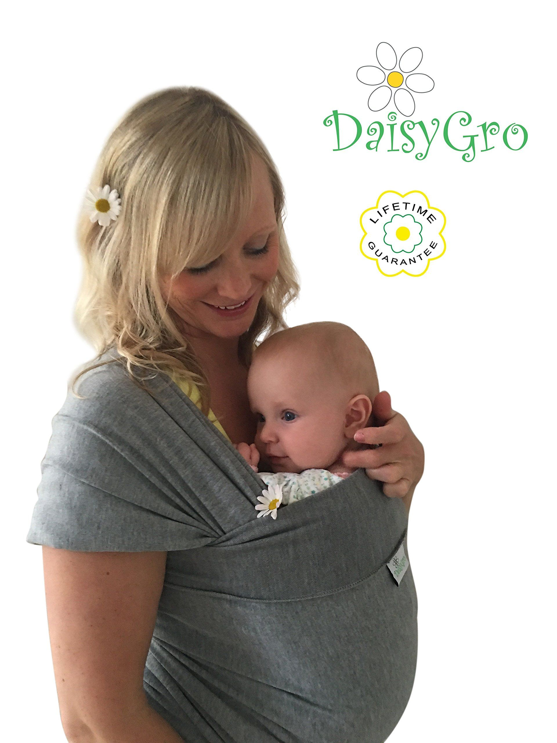 Daisygro Breathable Soft Cotton Breastfeeding Cover Baby Sling