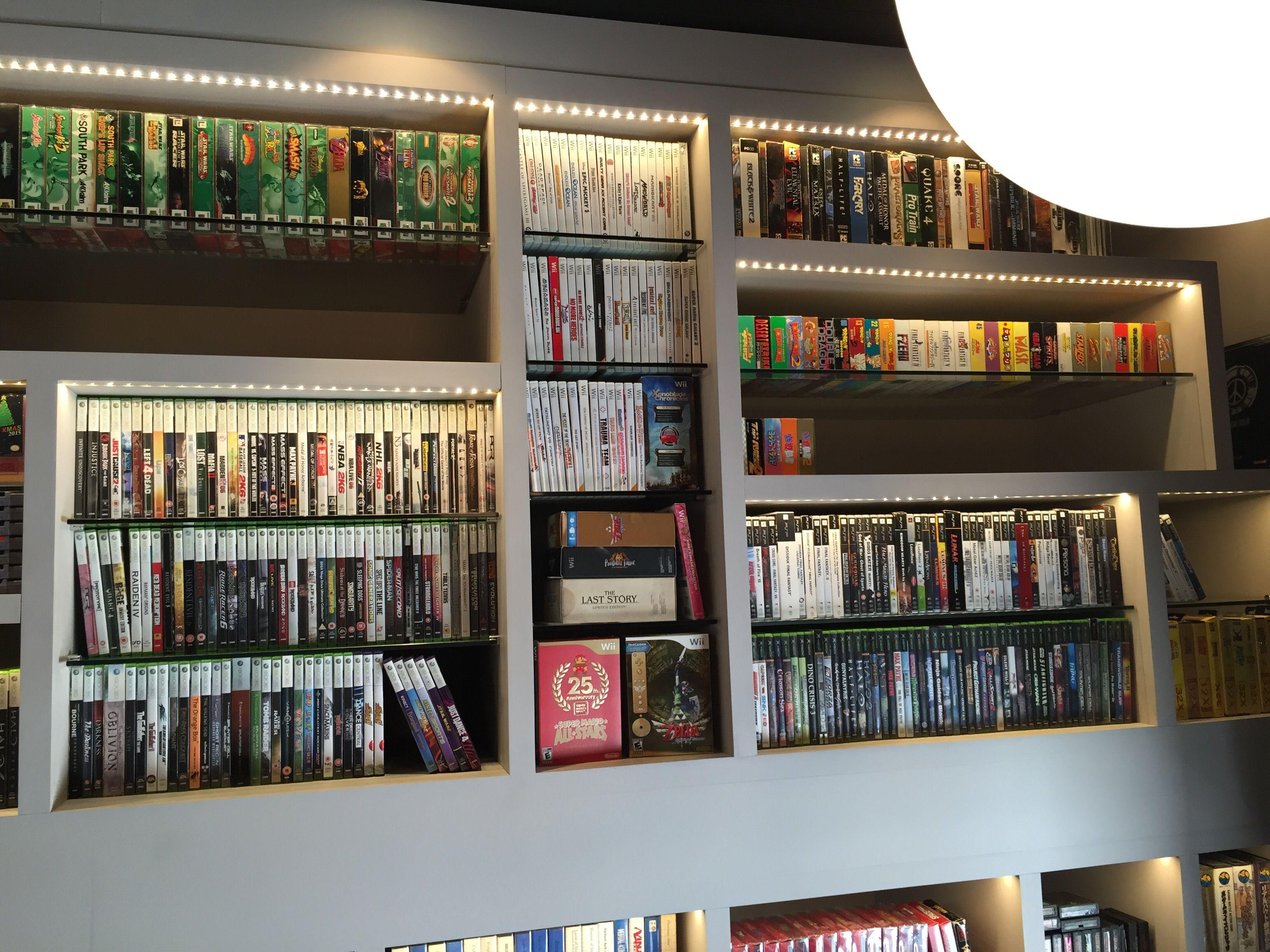 My Retro Game Room