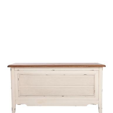 Cabott cove bank mit stauraum muebles muebles estilo for Muebles estilo banak