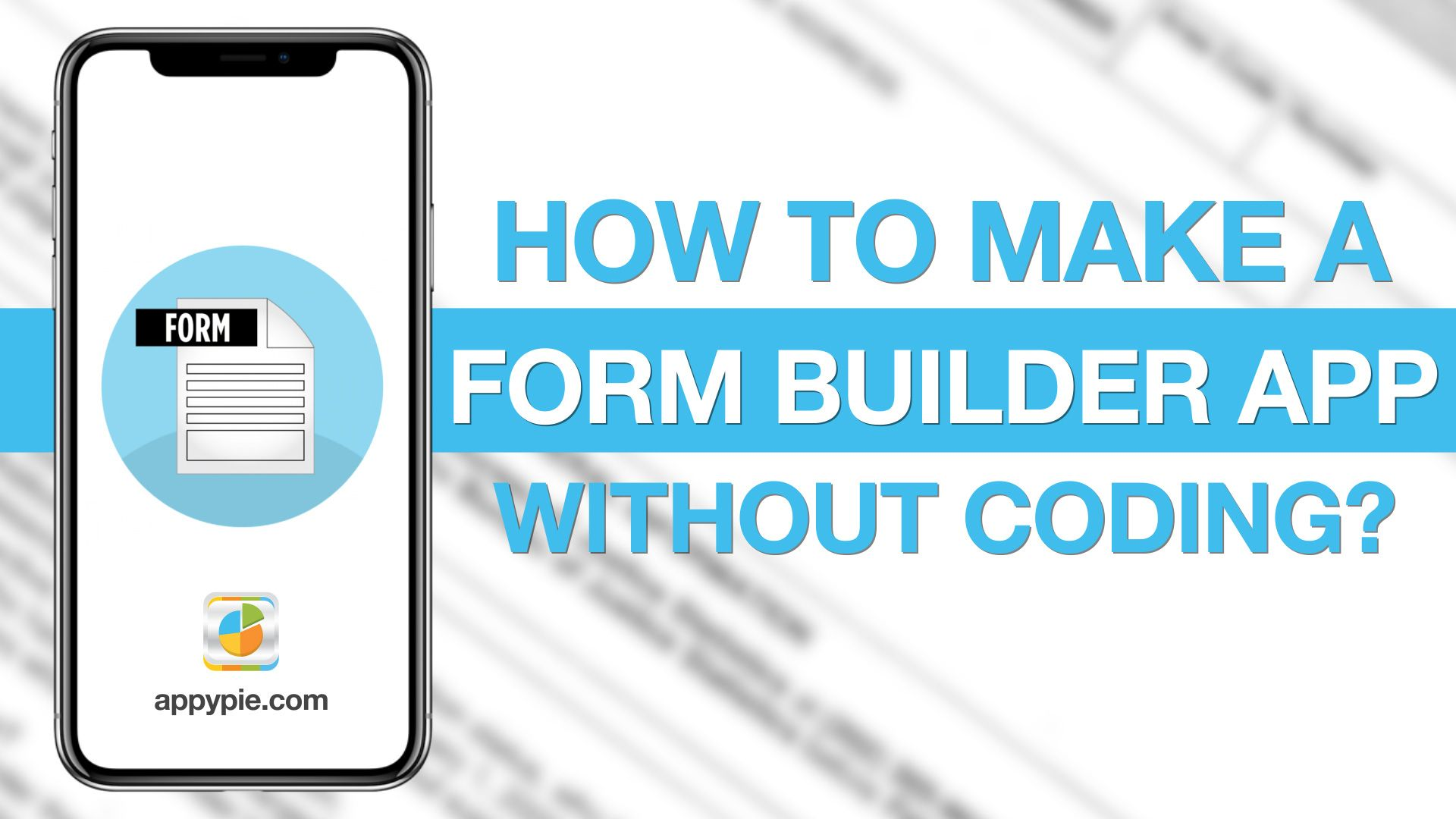 How To Create A Lead Generation App Using The Form Builder Feature On Appy Pie Lead Generation Form Builder App Design Inspiration