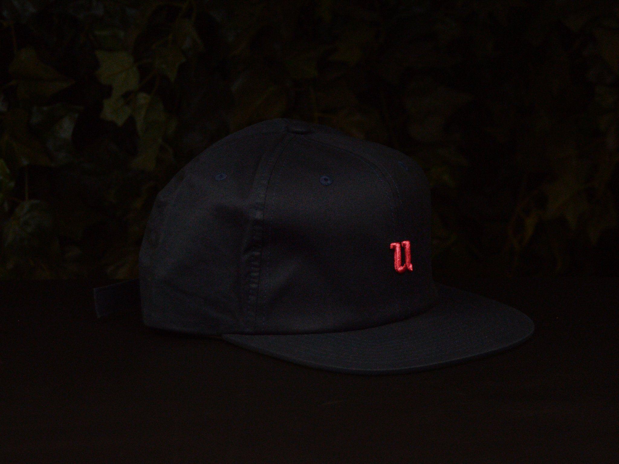 UNDFTD 'Son' Strapback Hat [531274-NAVY]