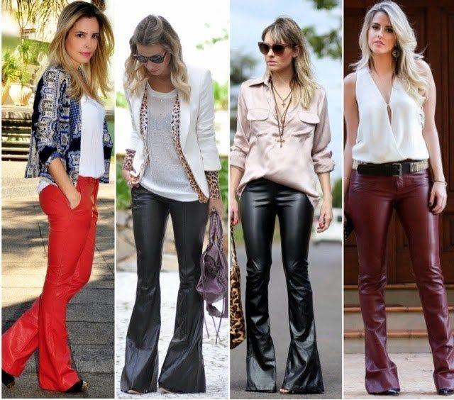 671b333cb Calça Flare tendência de moda - Dicas de como usar