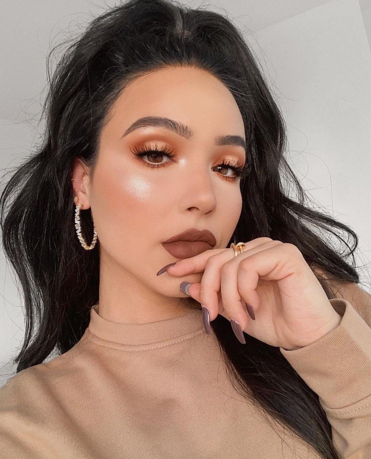 Instagramamandaensing Instagram makeup looks, Fall