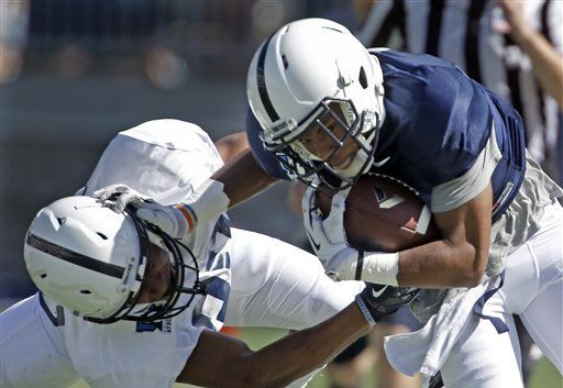 Ranking Penn State S Positional Units For 14 Penn State Football Football Penn State