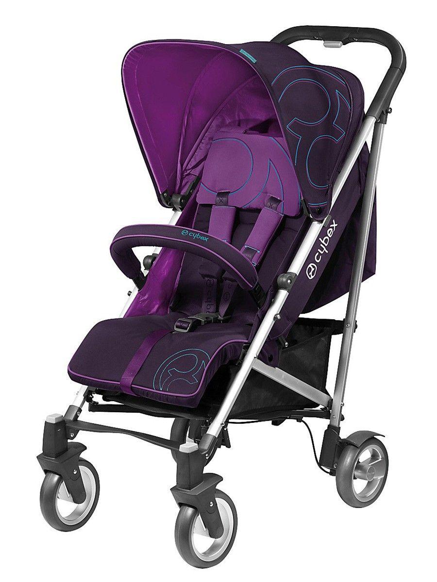 Callisto Purple 3 in 1 Cybex stroller, Cybex