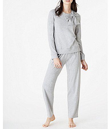 kate spade new york Dorothy Bow Pajamas #Dillards