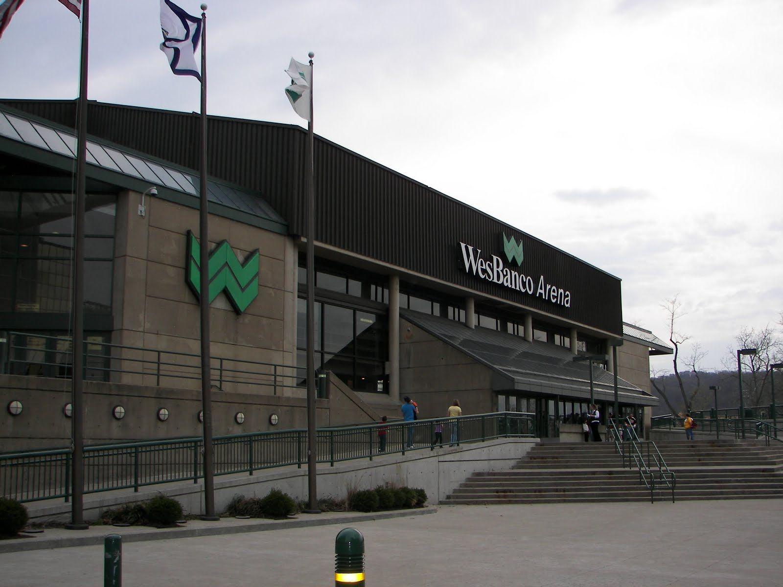 The Sports Traveler Wesbanco Arena Wheeling Wv Wheeling Wv West Virginia Arena