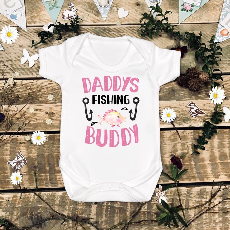 Toddler//Kids Short Sleeve T-Shirt One Day Ill Be A Surfer Just Like My Papa
