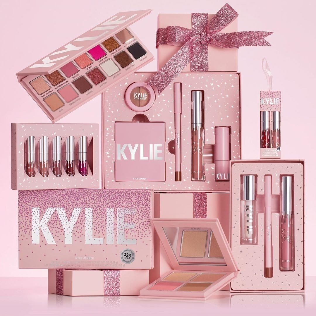 Kylie Cosmetics Just Dropped An Exclusive Holiday Collection At