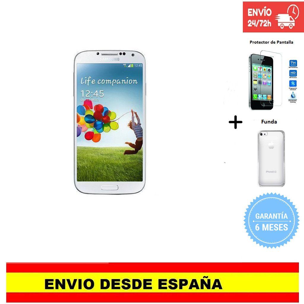 Samsung Galaxy S4 I9505 4g Lte Original Blanco 16gb Smartphone
