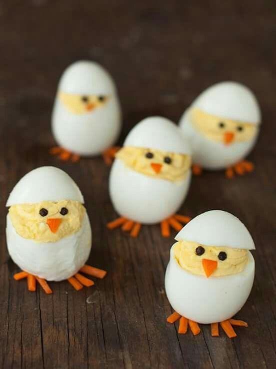Idéal pour le brunch de Pâques !