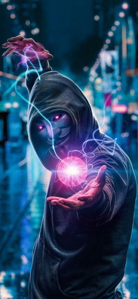 🔥 Anonymous mask Man Wallpaper HD (55) | Image free download