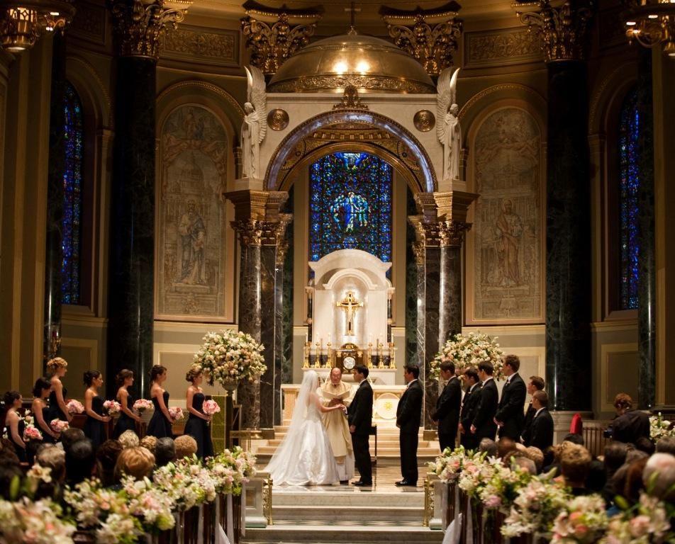 st peter and st paul cathedral basilica philadelphia weddings catholic weddings cliff mautner