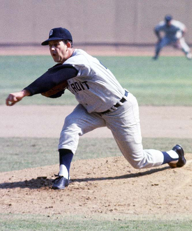 In the 1968 World Series all eyes were on Denny McLain of the ...