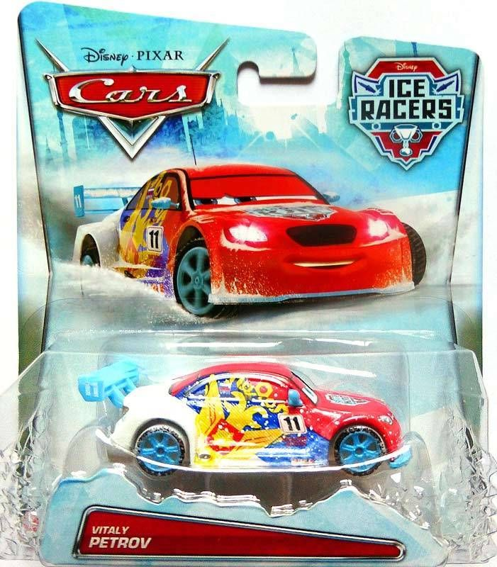 Disney Pixar Cars Stickler For Stickers Of Stickers Mcqueen