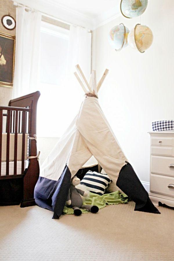 spielerische Zelte Kinder kinderzimmer Kinder zimmer