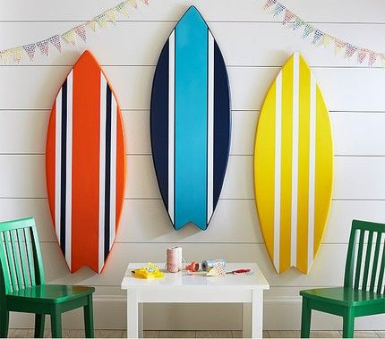 Surf Style Bedroom Inspiration   The Happy Housie