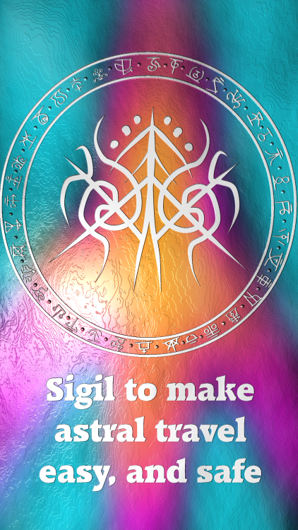 Sigil to make astral travel easy, and safeRequested by @x-thegingerwitch-x Here you go my friend. Thank you for the request, I appreciate it. Sigil requests are open. For more of my sigils go...