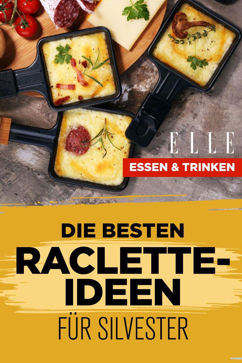 Raclette: 6 ausgefallene Rezepte