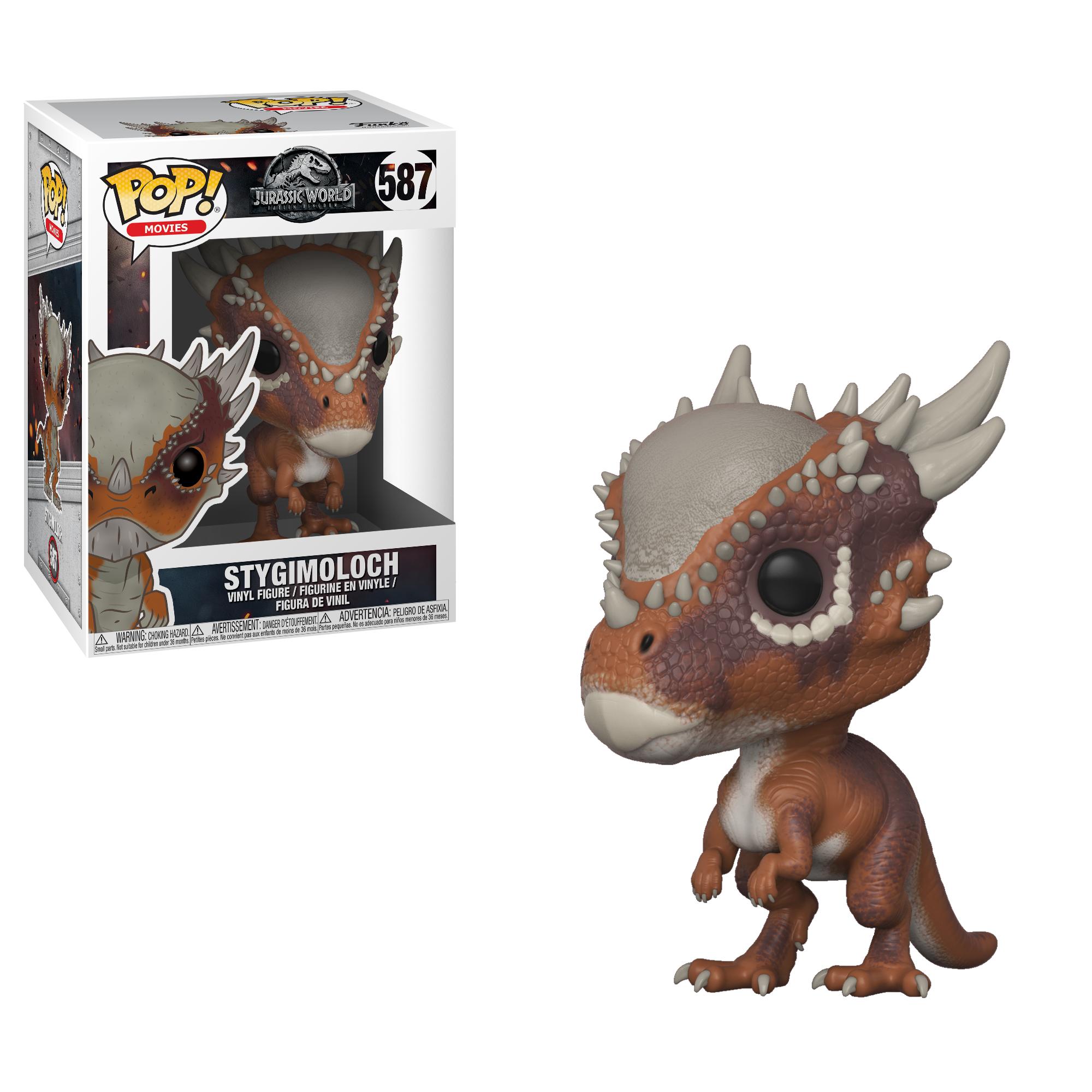 Jurassic Park : Blue Indoraptor FunKo Pop Stygimoloch