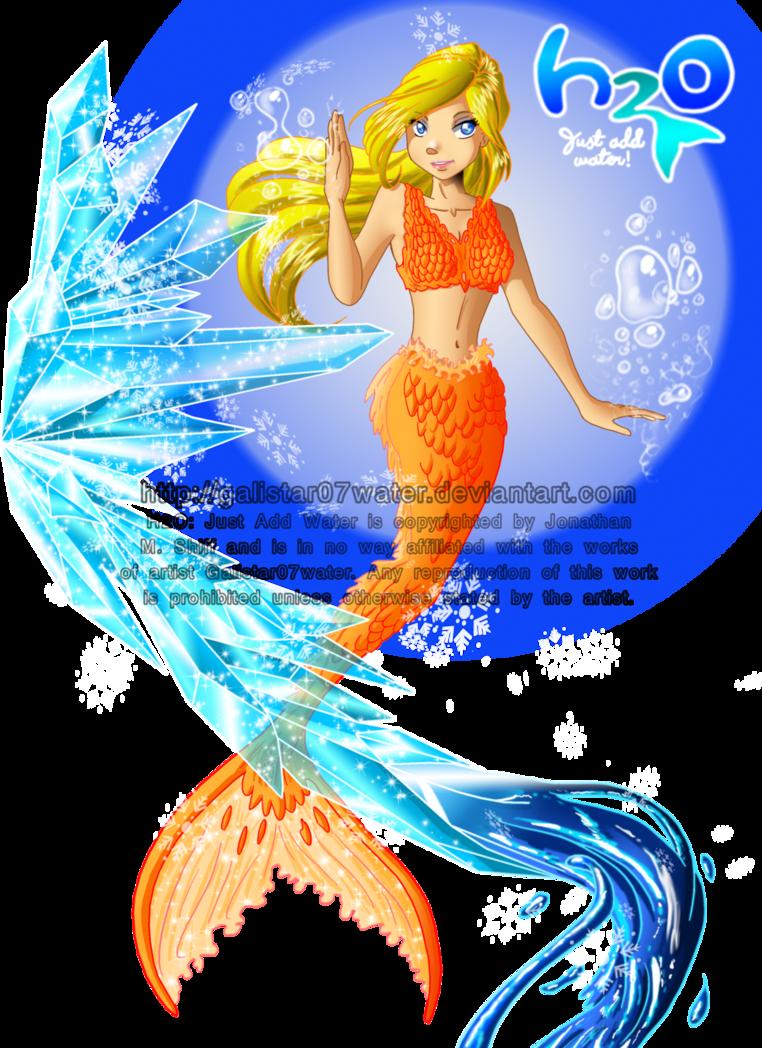 h2o emmagalistar07water in 2019  mermaid drawings