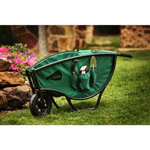 Foldable Wheelbarrow Walmart Wheelbarrow Green Garden Equipment